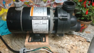 3/4 HP Ultra Jet Pump Motor Single Stage