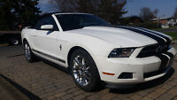 ** AMAZING 2012 Ford Mustang Convertible **