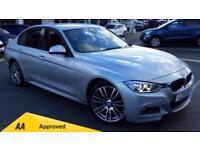 2015 BMW 3 Series 320d M Sport Step (Business Me Automatic Diesel Saloon