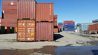 Shipping and Storage Containers Delivered to the Island Sea Cans