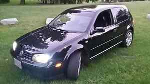 2003 Volkswagen GTI VR6 24v  Kitchener / Waterloo Kitchener Area image 4