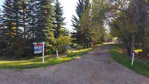 Acreage with House For Sale South Edmonton/Beaumont.