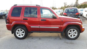 2006 Jeep Liberty Limited Trail Rated Edition