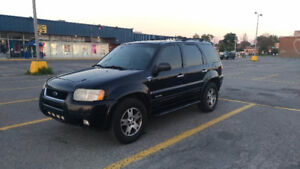 2002 Ford Escape LIMITED VUS