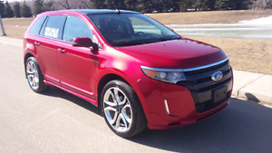 2011 Ford Edge Sport. NEW TIRES
