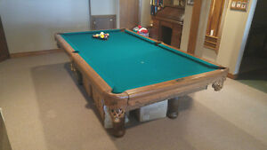 4 X 8 Dufferin Pool Table
