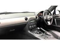 2011 Mazda MX-5 Roadster Coupe Sport Tech Petrol blue Manual