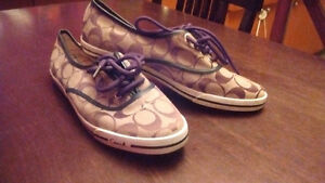 Coach Woman's Tennis Shoes