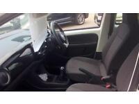 2013 Volkswagen UP 1.0 Move Up 5dr Manual Petrol Hatchback