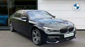 image for 2018 BMW 7 Series 740Le xDrive M Sport 4dr Auto Saloon Saloon Petrol/PlugIn Elec