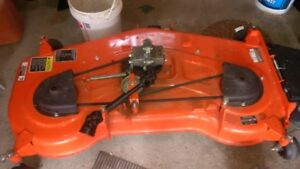 kubota lawn mower 54 inch attachment