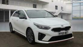 image for 2019 Kia Ceed 1.6 T-GDi GT (s/s) 5dr Hatchback Petrol Manual