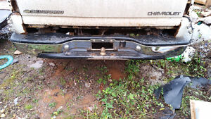Chev/gmc rear bumper 99-13