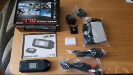 New Drift HD 170 action camera