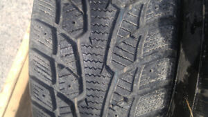 Mirage - MR-W662.  205/55R16. (3 only)