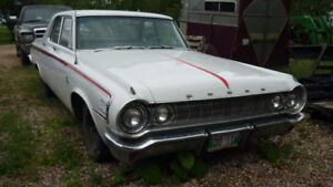 1964 Dodge Polare (Sold pending payment)
