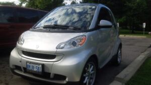 Smart Fortwo car 2010