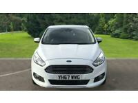 2017 Ford S-MAX 2.0 TDCi 150 Titanium 5dr Powe Automatic Diesel MPV