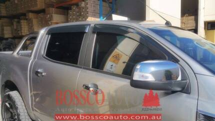 Weather shield suitable for Ford Ranger 2012 - 2017