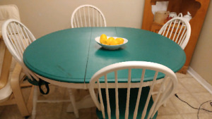 Needs a do-over Kitchen table