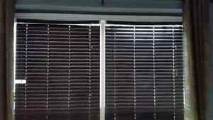 3 sets of white blinds London Ontario image 4