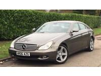 2006 Mercedes-Benz CLS350 3.5 7G-Tronic***FULL SERVICE HISTORY + MUST VIEW**