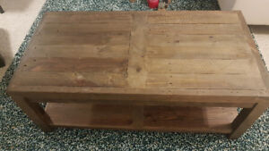 Wicker Emporium Reclaimed Pine Coffee Table
