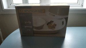 Corning Ware Edge Sand Edition