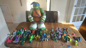Huge Ninja Turtles Lot