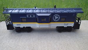 Lionel Trains 6-9355 Delaware & Hudson Bay Window Caboose
