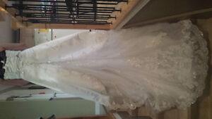 Urgent robe de marier à vendre