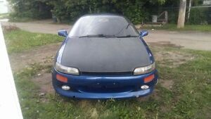 Toyota import for trades