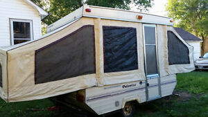 for sale 1992 Palomino Tent trailer