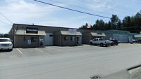 Industrial/commercial for rent, Nanaimo