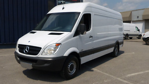 2013 Mercedes-Benz Sprinter 2500 **IMPECCABLE** GARANTIE 2 ANS!!