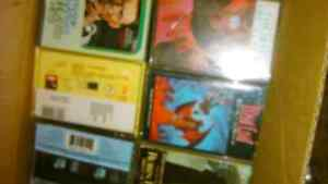 CASSETTE. Tapes 50 cents each