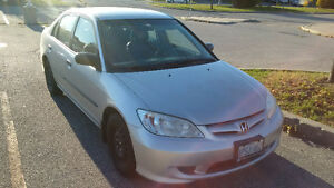 Clean 2004 Honda Civic DX 4dr One Owner $2895
