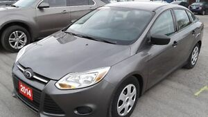 2014 Ford Focus Si Sedan