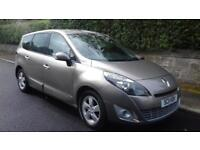 53K DIESEL '61' RENAULT GRAND SCENIC 1.5 DCI Dynamique TomTom 7 seater