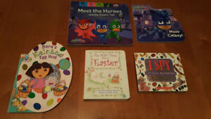 Board book lots