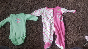 3 Months Baby Girl Clothes
