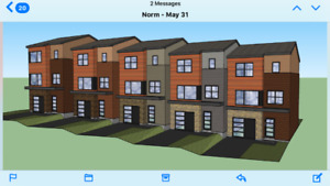 New 3 level Townhouses Downtown Dartmouth