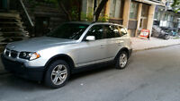 2005 BMW X3 3.0 L SUV, Crossover super clean