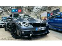 2019 BMW 4 Series 2.0 420i GPF M Sport Auto (s/s) 2dr Coupe Petrol Automatic