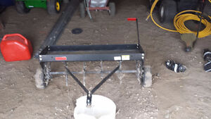 Tow Behind Aerator