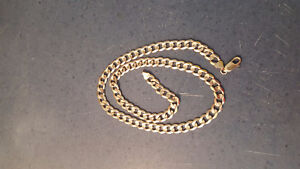 Chain and bracelet