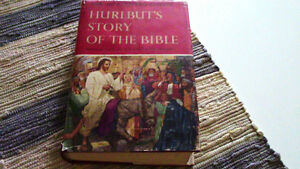 Hurlbut's Story of the Bible, 1957 Kitchener / Waterloo Kitchener Area image 1