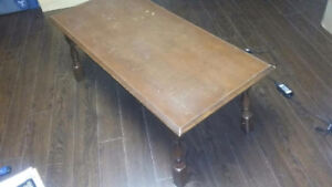 Real cherrywood coffee table