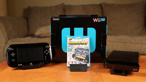 Selling Wii U With Super Smash Bros and 2 Remotes 3 Games