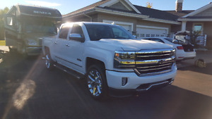 2016 Chevrolet High Country